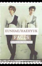 EunHae/HaeHyuk Facts by Mare_Serenitatis