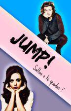 JUMP 《Jarry》 by JarryOneMixX