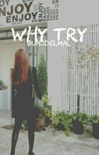 Why Try | Jeonghan | OS by BuhoDelMal