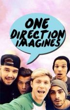 One Direction Imagines by mingyupng