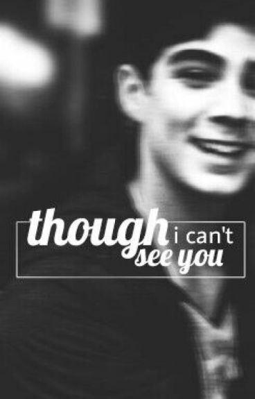 Though I can't see you | Jos Canela a.u.