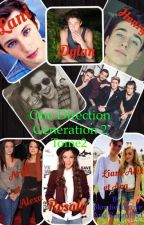 One Direction Generation 2 by Blondie1DLove