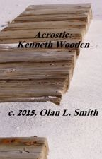 Acrostic: Kenneth Wooden by CottonJones