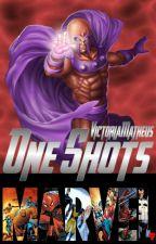 One Shots Marvel Imaginas de ElDiabloEnTangas