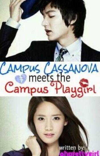 Campus Casanova Meets The Campus Playgirl