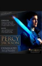 Percy Jackson: The God- sequel by ilove_PeterPan