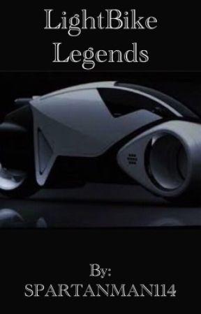 LightBike Legends by SPARTANMAN114