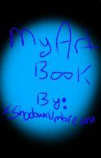 White Nebula (Art Book 1) by XShadowXUmbreonX