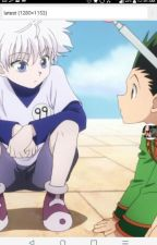 Gon×Killua:The Hot Night In The Hotel Of Water by dragon_1035