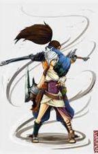 League Of Legends (Riven x Yasuo) by ChuyieYang