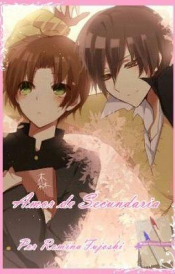 Amor de secundaria (TakanoxRitsu)
