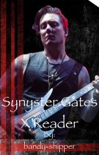 Synyster Gates X Reader by bandy-shipper