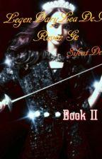 LEGENDARY LEADER REVENGE --BOOK 2--- by crisheart14