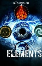 The prophecy of elements #Wattys2016 by xPurpura