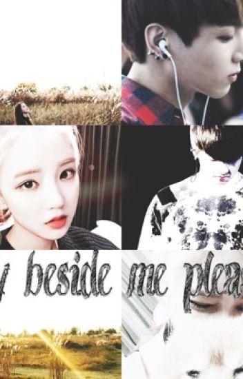 ارجوك ابقي بجانبي
