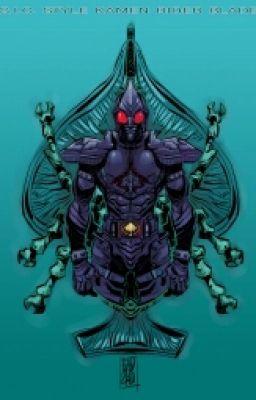 Kamen Rider Blade: The trump card