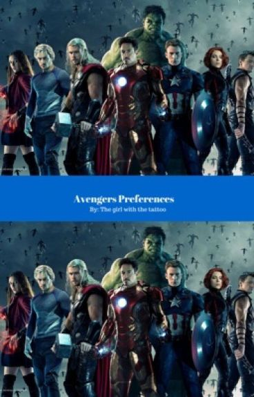 Avengers Preferences and imagines.