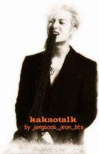 kakaotalk got7(jackson wang) by jungkook_jeon_bts