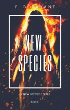 New Species by immrsbryant