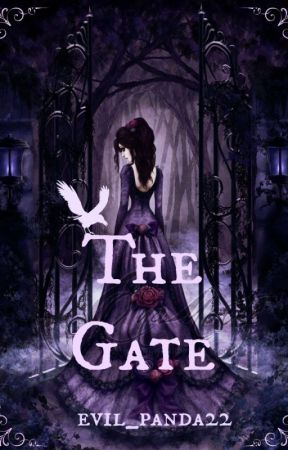 The Gate by evil_panda22