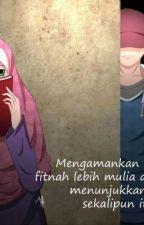 Ketika Muslimah Jatuh Cinta by DiahAmita