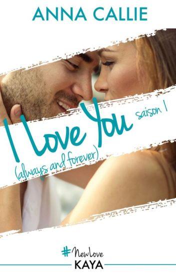 I Love You (Always And Forever) en vente en ebook !!