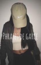 Phrases de garce by Forever_EL