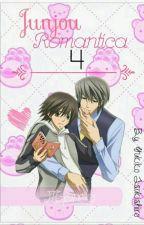 Junjou Romantica 4 (M-preg) by OldYuki