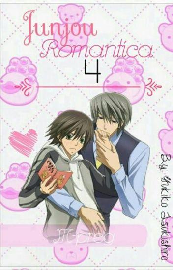 Junjou Romantica 4 (M-preg)