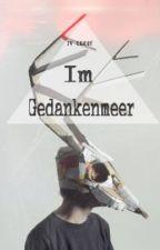 Im Gedankenmeer by queenofpoetry