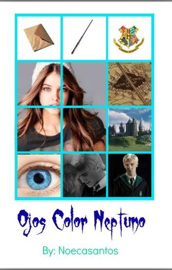 Ojos color Neptuno (Draco Malfoy)