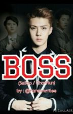 BOSS (SeSoo/ChanHun) BOYxBOY by rarelywrites