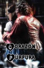 Corazón purpura by MaldJG126