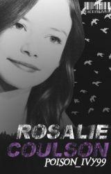 Rosalie Coulson(Avengers Fan Fiction) by Poison_Ivy99