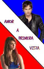 Amor a primera vista (Delena) by Alisonmedina37