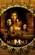 the mummy imnotep love stoy by Tu_Angeltia