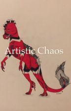 Artistic Chaos by ChaosAkita