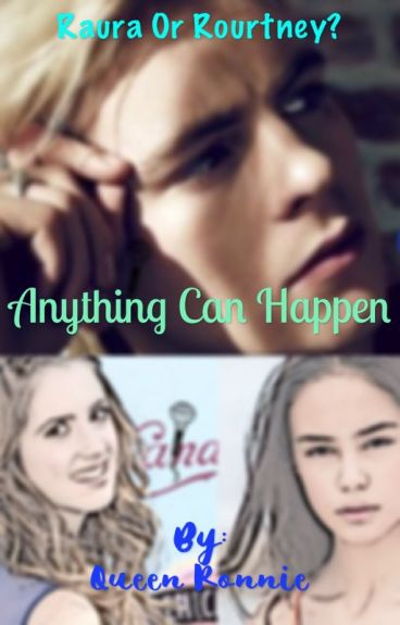 Anything Can Happen #wattys2016