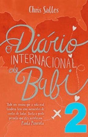 O diário (internacional) de Babi 2 -New Americana by ChrisSalles