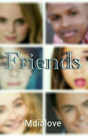 Friends:Book 2 by mdialove