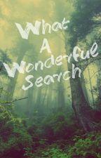 What A Wonderful Search by Suhvenn