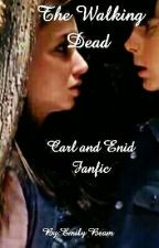 The Walking Dead~ Fanfic~ Carl and Enid  by emilybeamm