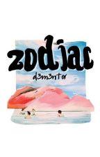 ♦Zodiac♦. by D3m3nt0r