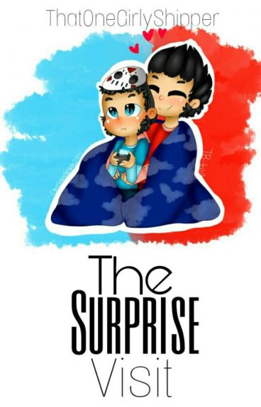 The Surprise Visit (H2OVanoss) [Completed]