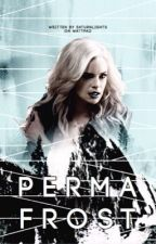 PermaFrost  ▹ Caitlin Snow by saturnlights