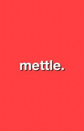 mettle. henry mills au  by flowercrownpan
