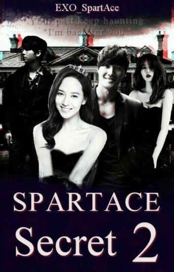 SPARTACE Secret 2 (A SEQUEL TO SPARTACE Secret)