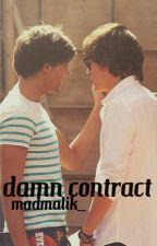 Damn Contract l.s by badmalik_