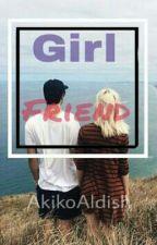 Girl - Friend by akikoaldish