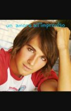 UN AMORE ALL'IMPROVVISO by vanedemon